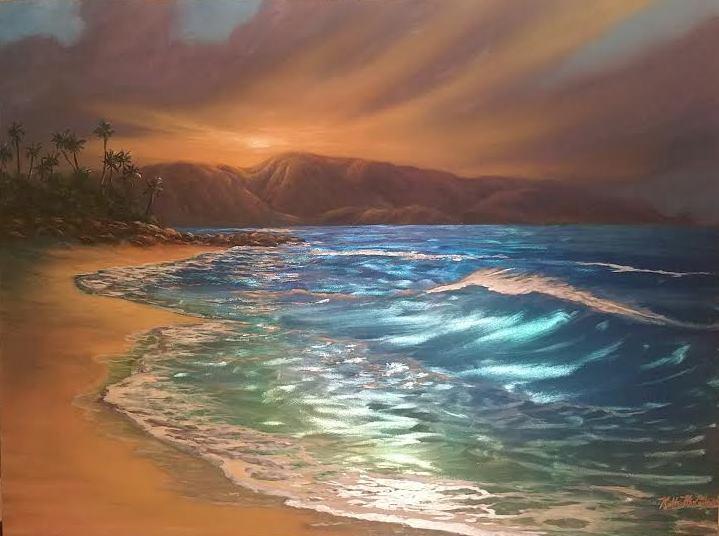Maui Purple Haze