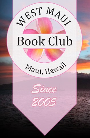West Maui Book Club logo